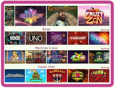 Découvrir les jeux de grattage sur OnlineBingo
